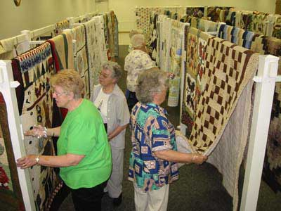 quilt show 2 100 Things Every Quilter Should Do